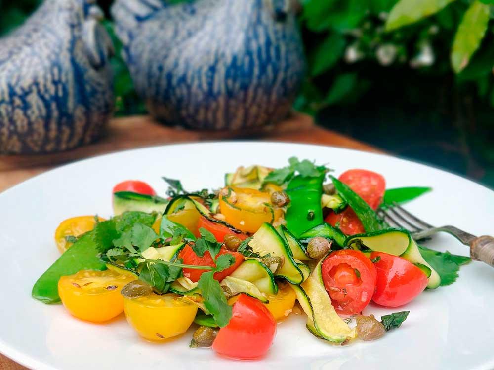 Cursos de cocina en Madrid por Iria Castro - Recetas vegetales