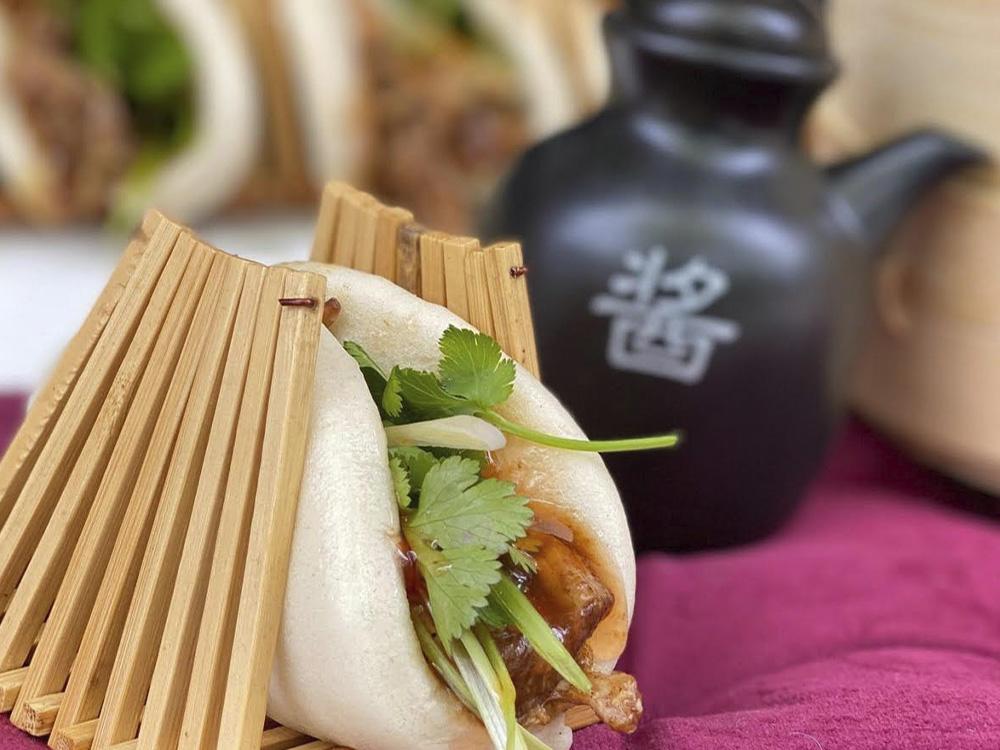 Curso de cocina asiática 22 de octubre Iria Castro Chef