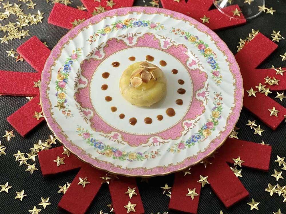 Curso cocina Navidad 29 octubre Iria Castro Chef Madrid